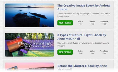 Increíbles eBooks gratuitos sobre fotografía por tiempo limitado | CulturaDigital | Scoop.it