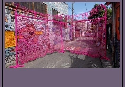 Lacey Jane Robert: We couldn't get in. We couldn't get out. | Art Installations, Sculpture, Contemporary Art | Scoop.it