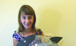 13-Year-Old Israeli Girl Develops Satellite System for Producing Oxygen in Space | Women Startups | Scoop.it