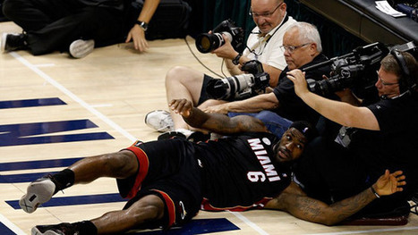 VIDEO: 'LeBroning' goes viral | sports | Scoop.it