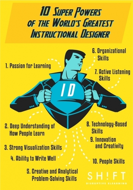 "10 ""Super"" Instructional Design Skills 