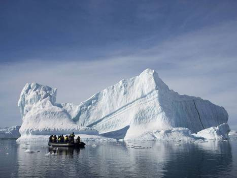 The Antarctic is left defenceless to tourism | Landforms and Landscapes | Scoop.it