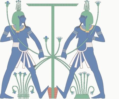 Conociendo los Nombres de Netjer: Hapy   Simbolismos mítiticos: Egipto   Scoop.it