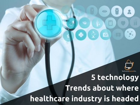 5 technology Trends about where healthcare industry is headed | Healthcare and Technology news | Scoop.it