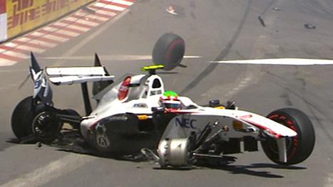 BBC Sport - Sergio Perez hopeful he is fit for European Grand Prix   mjmobbs Formula 1   Scoop.it