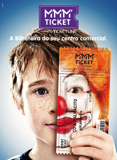 20 Creative Ticket Designs That make Great Mementos | The Secret to Creativity is... | Scoop.it