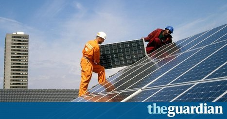 Elon Musk aims to refit 5m homes with solar roofs | Technology and the Environment | Scoop.it