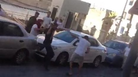 WATCH: Masked Israeli youth attack Palestinian in Hebron - Ynetnews | Malaysian Youth Scene | Scoop.it