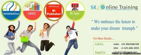 Oracle BI Publisher   Online Oracle BI Publisher   SR Online Training   OBIEE Training   Scoop.it
