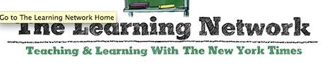 The Learning Network - The Learning Network Blog - NYTimes.com | Humanities Lambert | Scoop.it