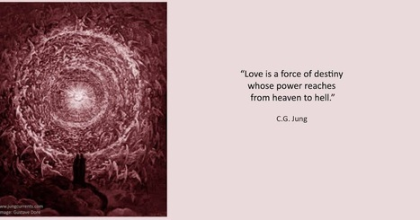 Carl Jung: Love is like God: both give themselves only to their bravest knights.   Carl Jung Depth Psychology   Scoop.it