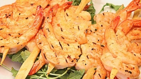 Shrimp Dishes that will make your Party a Big Hit | Its All About Seafood | Scoop.it