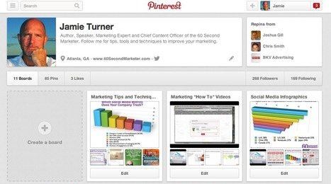 6 Ways You Can Use Pinterest to Promote Your Brand | The many ways authors are using Apple's iBooks Author and iBooks2 | Scoop.it