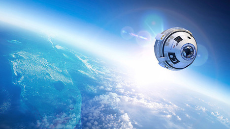 Boeing's new spaceship to bring humans into orbit is now called Starliner | computersafe | Scoop.it