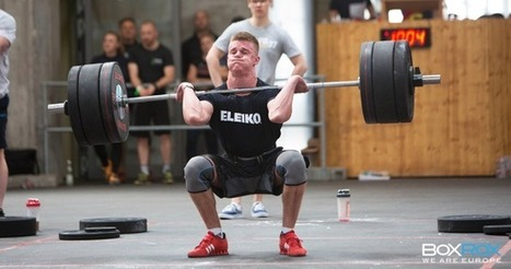 3 Barbell Complexes: Hard and Heavy | BOXROX | CrossFit Planet | Scoop.it