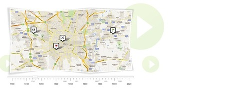 Create Free Interactive Timelines – Stories Displayed on Maps | myHistro | talkprimaryICT | Scoop.it