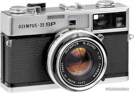Olympus 35 SP Review | L'actualité de l'argentique | Scoop.it