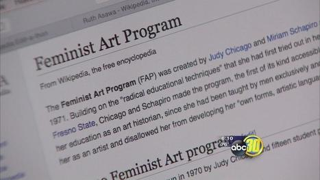 Wikipedia takes center stage at Fresno Art Museum for International Women's Day | Women and Wikimedia | Scoop.it