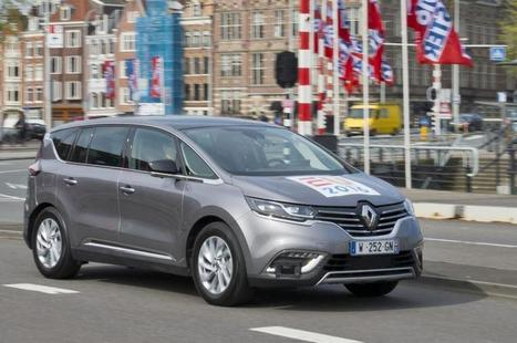 Renault previews driverless future with Espace Autonomous Drive | Autocar | #Automotive #Applications | Scoop.it
