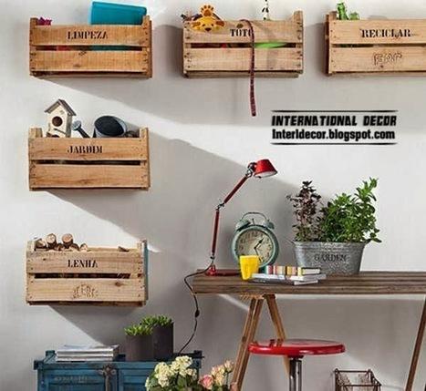 International decor: Eco Friendly furniture - New trends for home furniture design   International Decorating ideas   Scoop.it