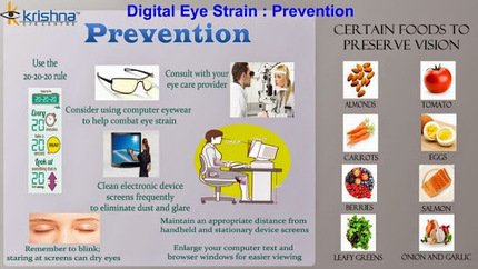 Here is some tips for preventing #DigitalEyeStrain and some good food… | Best Eye Hospital in Mumbai | Scoop.it