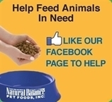 Bunny's Blog: Help Natural Balance Feed Animals in Need | Pet News | Scoop.it