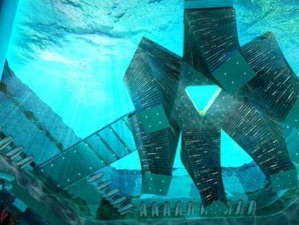 Une firme chinoise veut construire la nouvelle Atlantide   Les lieux de légendes, d'hier et d'aujourd'hui   Scoop.it