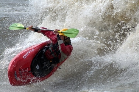 Slave River Paddlefest - Rapid, The Whitewater Kayaking and Canoeing Magazine | NWT News | Scoop.it