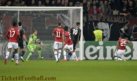 A Glorious Victory of Manchester United Against Bayer Leverkusen in Germany   Football Ticket   Scoop.it