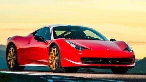 Ferrari 458 Italia, hommage à Niki Lauda - Le Figaro | Auto Premium | Scoop.it
