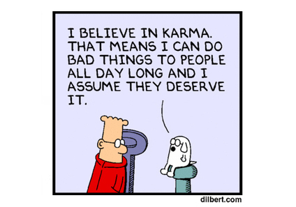 Science Of Karma: 3 Steps To Making It Work For You | the science of happiness | Scoop.it