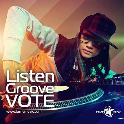 Your time to vote starts now - Fame Music - UAE | Online Music Contests, Events, Videos, DJ, Charts & More | Scoop.it
