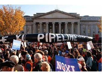 Lunch with Louden: Money in Politics - Keystone XL Pipeline | Coffee Party Feminists | Scoop.it