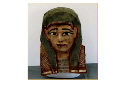 Mummy Mask May Reveal Oldest Known Gospel | Ancient History | Scoop.it