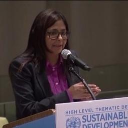 Delcy Rodríguez: la dignidad tiene nombre de mujer en Venezuela | Blog | teleSUR | Global politics | Scoop.it
