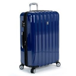 Delsey Helium Aero 29 Inch Expandable Spinner Trolley Review - Travel Bag Quest | Travel bags | Scoop.it
