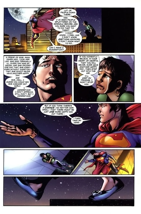 Superman and the Jumper - Imgur | Media, Culture & Representation | Scoop.it