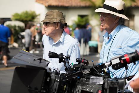 Woody Allen Goes Digital With Vittorio Storaro In Cannes | Digital Cinema | Scoop.it