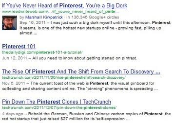 Profilo Google+, 5 step da sapere per ottimizzarlo ed aumentare il ranking | Google+ Marketing All News | Scoop.it
