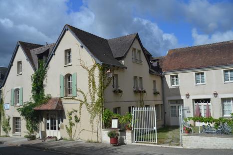 Le Relais de la Mothe à Yzeures sur Creuse | Où dormir dans le Pays Châtelleraudais et alentours | Scoop.it