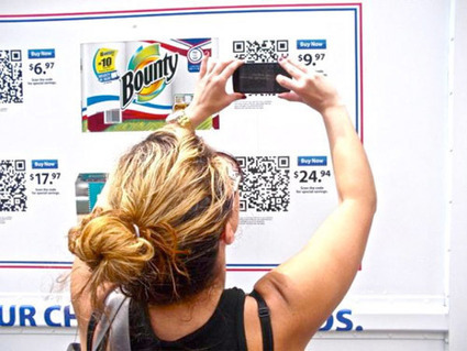 16 New QR Code Campaigns in 2012 | The use of QR codes | Scoop.it