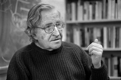 Happy Birthday, Noam Chomsky | Gavagai | Scoop.it