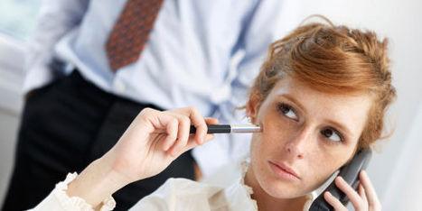 Harcèlement sexuel au travail : comment réagir lorsqu'on en est ... - Terrafemina | médecine du travail inspection du travail | Scoop.it