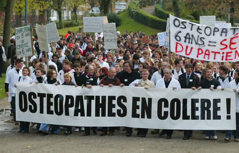 L'ostéopathie en a plein le dos - leJDD.fr | Seniors | Scoop.it