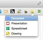 Créez des Google Docs en 1 clic   Time to Learn   Scoop.it