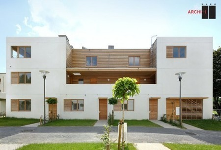 Vivienda Social Sustentable St-Agatha-Berchem / Buro II & Archi+I | vivienda social | Scoop.it