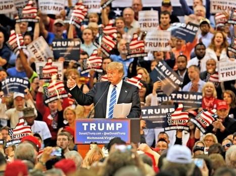 Donald Trump Promises 30,000 Rally Goers in Ohio He Will Fix America - Breitbart | THE MEGAPHONE | Scoop.it