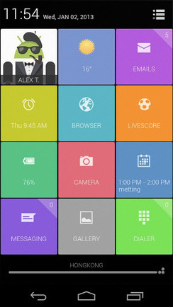 UCCW Theme Grids v1.4 (paid) apk download | ApkCruze-Free Android Apps,Games Download From Android Market | uccw theme | Scoop.it