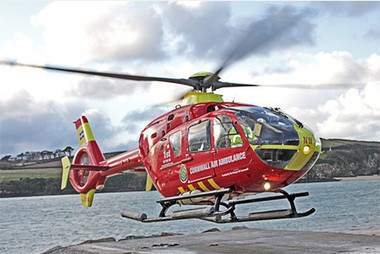 Reassurances from Cornwall air ambulance operator over aircraft model 'link' to Glasgow pub crash tragedy | Medicolegal Aspects of Aeromedical Evacuation | Scoop.it