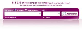 Un moteur de recherche dédié à l'emploi | Mobilité professionnelle, employabilité, flexisécurité... | Scoop.it